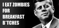 Five Zombies